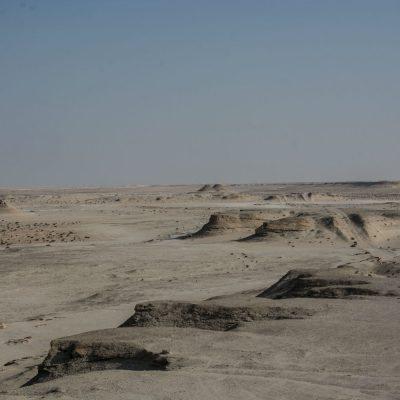 Baynunah desert