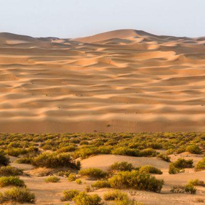 desierto Rub al Khali - the empty quarter