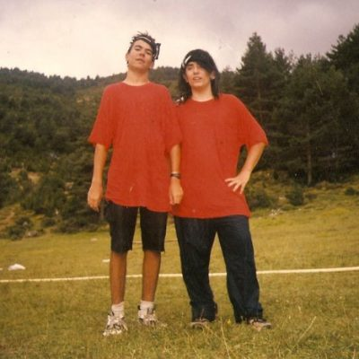1998 - Boys Scouts Camp (Huesca, Spain)