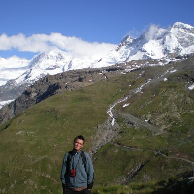 2009 - Matterhorn Valley in Swiss Alps (Switzerland)