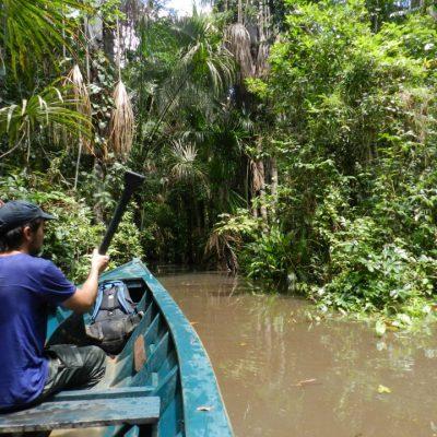 2012 - Lago Tambopata in Amazonia Basin (Perú)