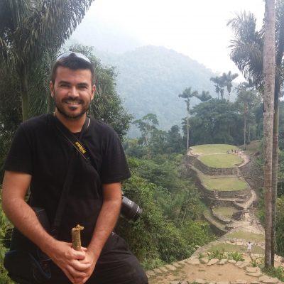 2015 - Camino del Inca (Colombia)