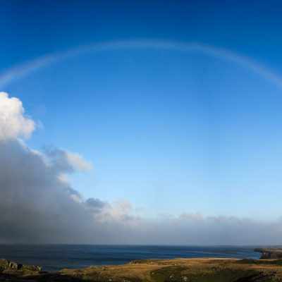 Rainbow Base (Sub-Antarctic Marion island)