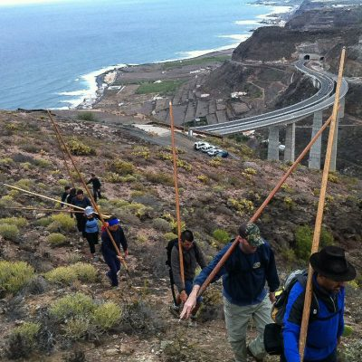 Salto del pastor (Canary Islands)