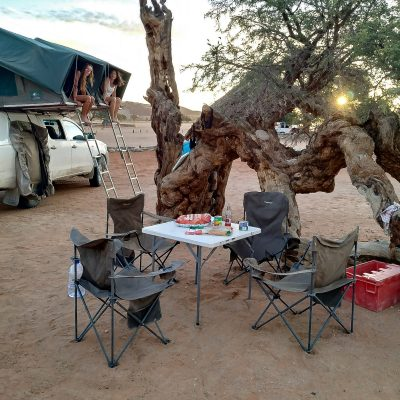 camping Sesriem