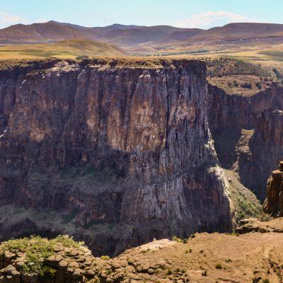 Maletsunyane Falls (Lesotho)