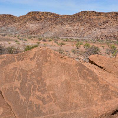 Engravings of Twyfelfontein