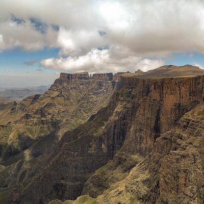 Drakensberg Chain Ladder Hike