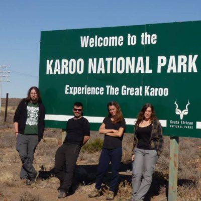 Karoo N. P.