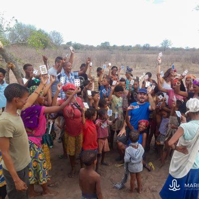Tsumkwe village
