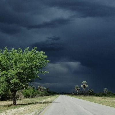 Tsumkwe road