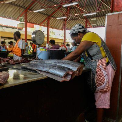 Cabo Verde market