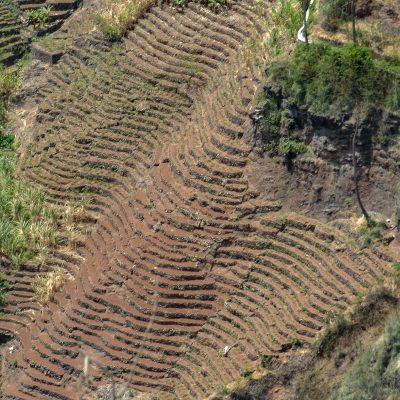 Cabo Verde terraces