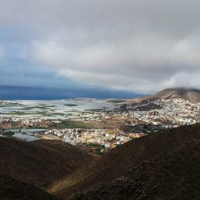Montaña Galdar