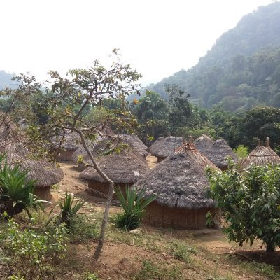 poblado tairona